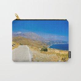 Landscape on Crete Carry-All Pouch
