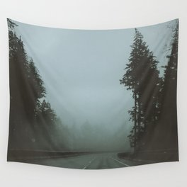Moody Highway Wall Tapestry