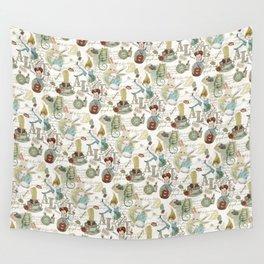 Alice in Wonderland Wall Tapestry