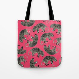 Bengal Tiger pattern Tote Bag
