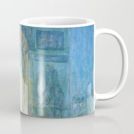 African American Masterpiece 'Washington Square Arch' Greenwich Village, NYC by Henry Ossawa Tanner Coffee Mug