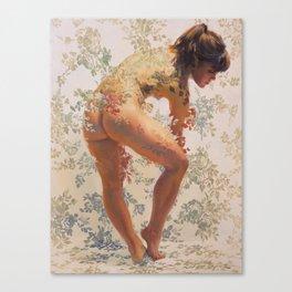 Dupontii Reprise Canvas Print