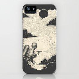 Sky Thrower iPhone Case