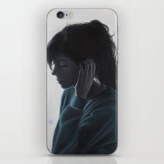 No One Said It Would Be Hard iPhone & iPod Skin