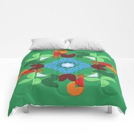 Tropical Flourish Comforters