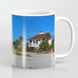 Boca Grande at Christmas Coffee Mug