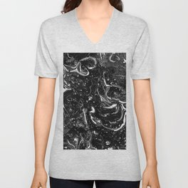 Asteroid Belt Unisex V-Neck