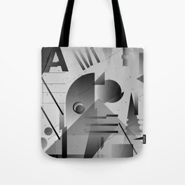 Gradients Tote Bag