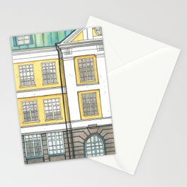 Home #1 Stationery Cards