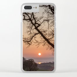 Severn Reflected Clear iPhone Case
