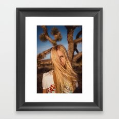 Joshua Tree National Park XXII Framed Art Print