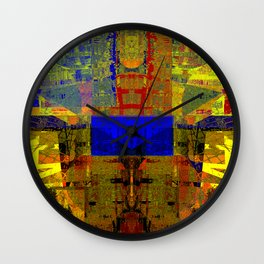 Tales of the future Wall Clock