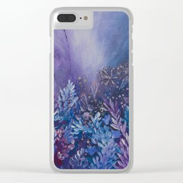 FOREVER AND A DAY Clear iPhone Case