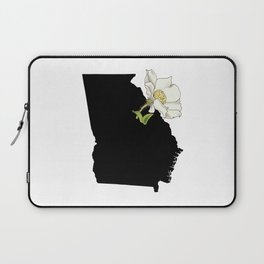 Georgia Silhouette Laptop Sleeve