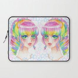 A Rainbow Doll 0824 Laptop Sleeve