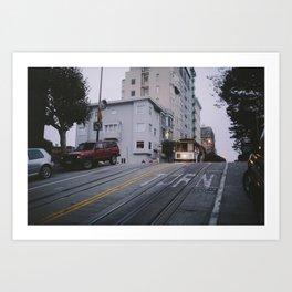 San Fransisco no.8 Art Print