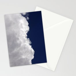 Rumble Blue Stationery Cards