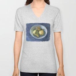 Pears #2 Unisex V-Neck