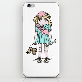Girl Scout iPhone Skin