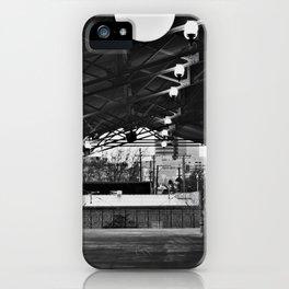 Train Station (Nashville,TN) iPhone Case