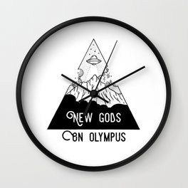 New Gods Wall Clock