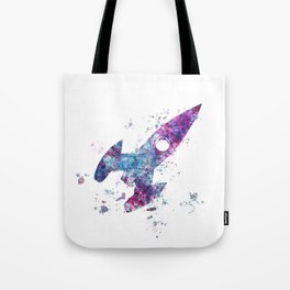 The little ship Tote Bag