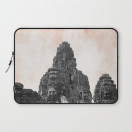 Angkor Wat with candy Laptop Sleeve