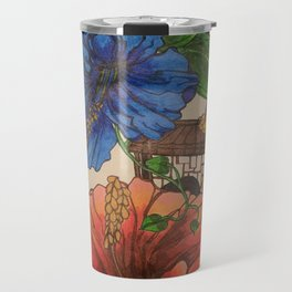 BACKYARD BEAUTY Travel Mug