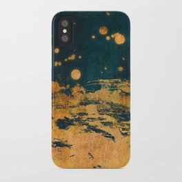 A Thousand Fireflies iPhone Case