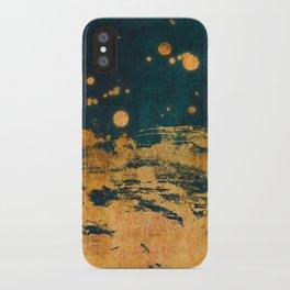 A Thousand Fireflies iPhone Case