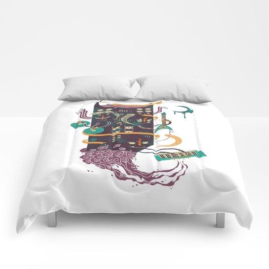 Power Trio Comforters