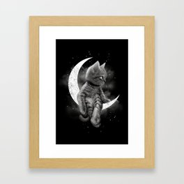 DREAMCAT 2017 Framed Art Print