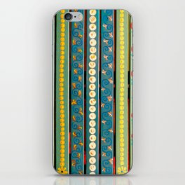 """Touch Wood"" by ICA PAVON iPhone Skin"