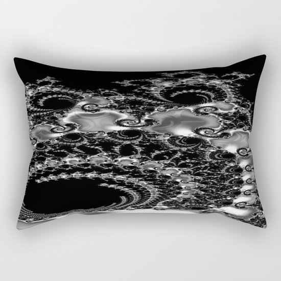 Crystal Heaven Rectangular Pillow