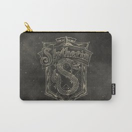Slytherin House Carry-All Pouch