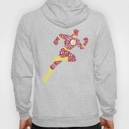 Who is the Flash? Hoody