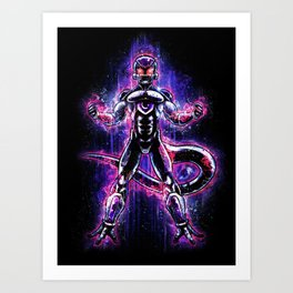 The Ultimate Evil Lord Art Print