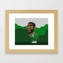 Irving Framed Art Print