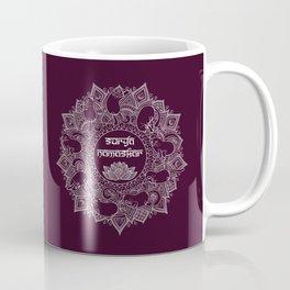 Surya namaskar Coffee Mug