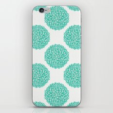 Petal Burst #12 Circles iPhone Skin