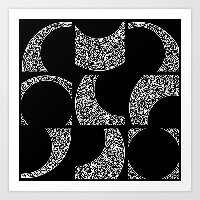 Solstice Art Print