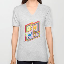 Mathematical! Unisex V-Neck