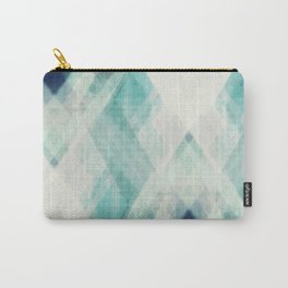 pastel art, pastel abstract, watercolor art print, Abstract art, blue abstract, abstract print Carry-All Pouch