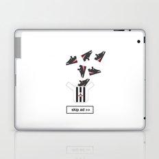 sneakers ad Laptop & iPad Skin