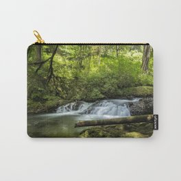 North Fork Silver Creek, No. 2 Carry-All Pouch