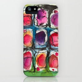 colourful4 iPhone Case