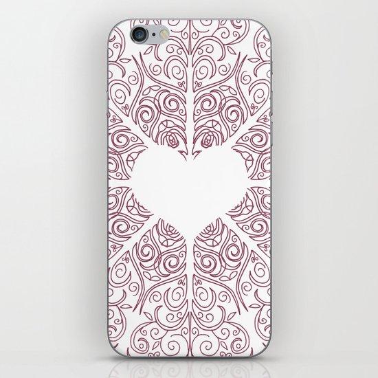 Love Lace iPhone & iPod Skin
