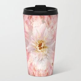 Pink Petals Travel Mug