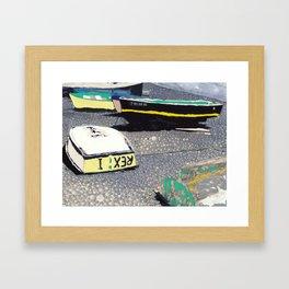 Rex I Framed Art Print