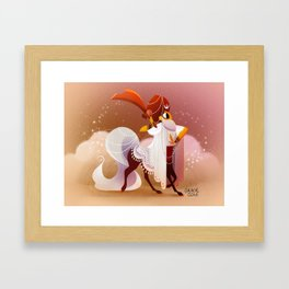 Centaur Framed Art Print